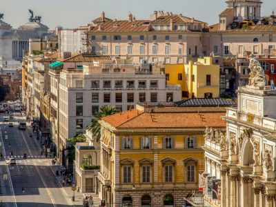 Nazionale51 Rome Via Nazionale